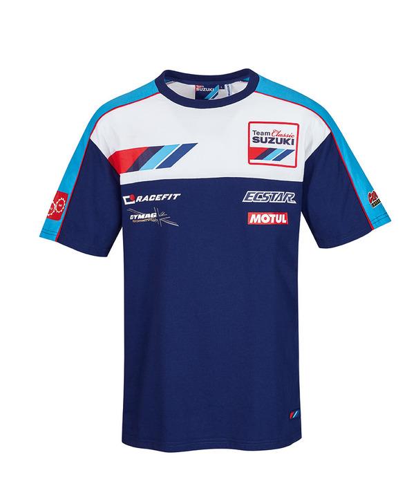 Suzuki Team Classic T-Shirt Bild