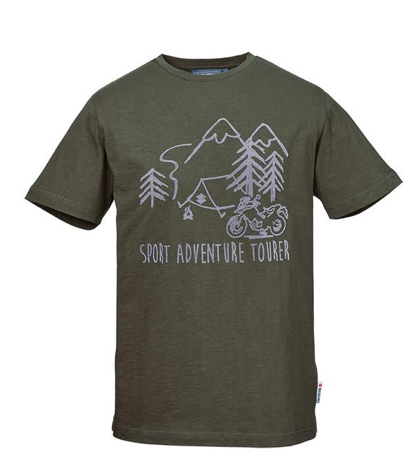 Sport Adventure T-Shirt Bild