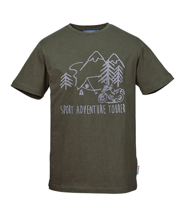 Sport Adventure T-Shirt Bild
