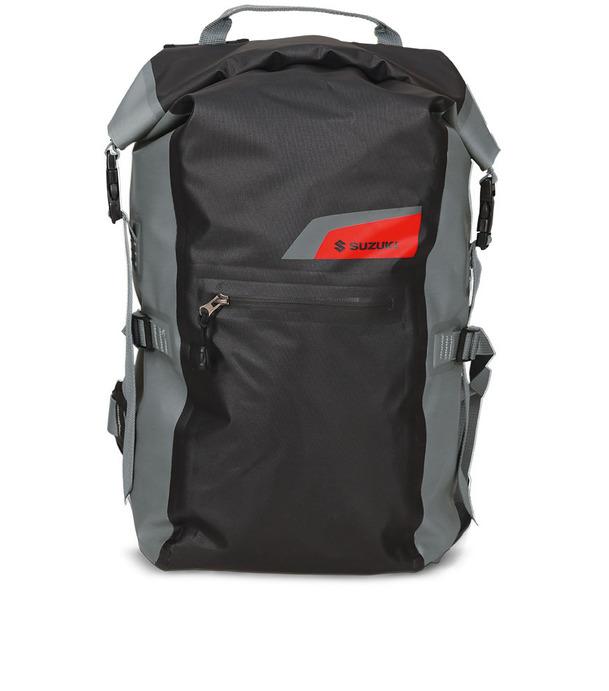 Drybag Rucksack, schwarz Bild