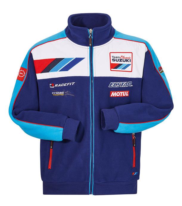 Suzuki Team Classic Fleece Bild