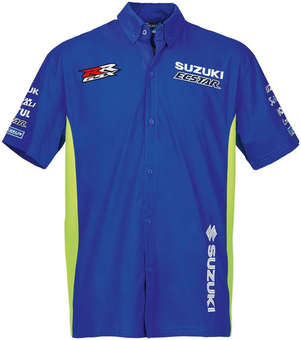 MotoGP Team Shirt Bild