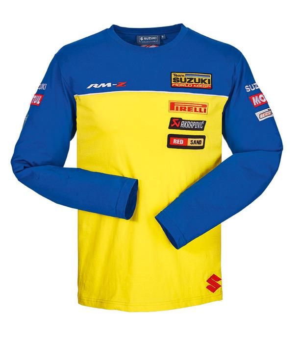 MXGP Team Langarm-Shirt Bild