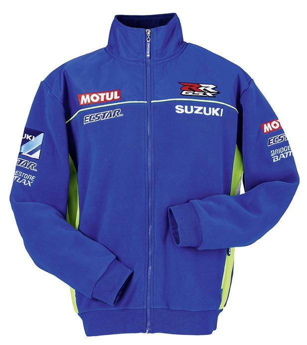 MotoGP Team Fleece Bild