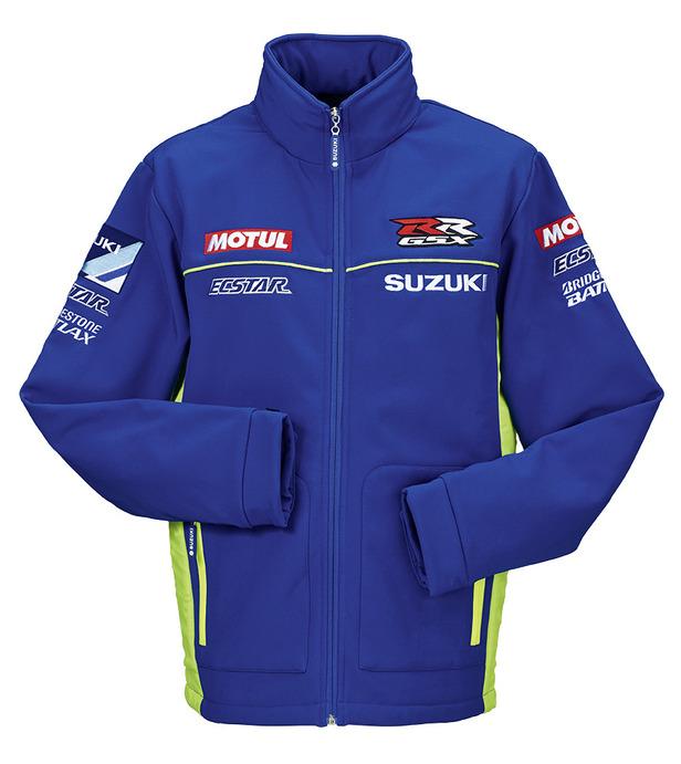 MotoGP Softshell Jacke Bild