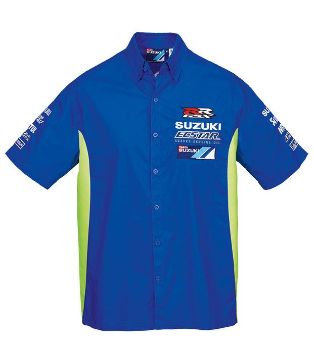 MotoGP Team Pitshirt Bild