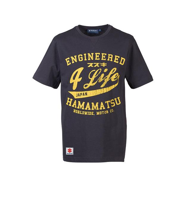 """T-Shirt """"Engineered4Life"""" Bild"""