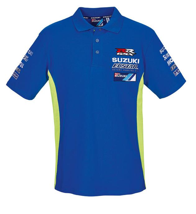 MotoGP Team Polohemd Bild
