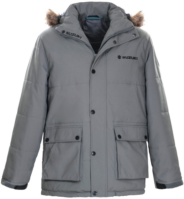 Winter Parka Bild