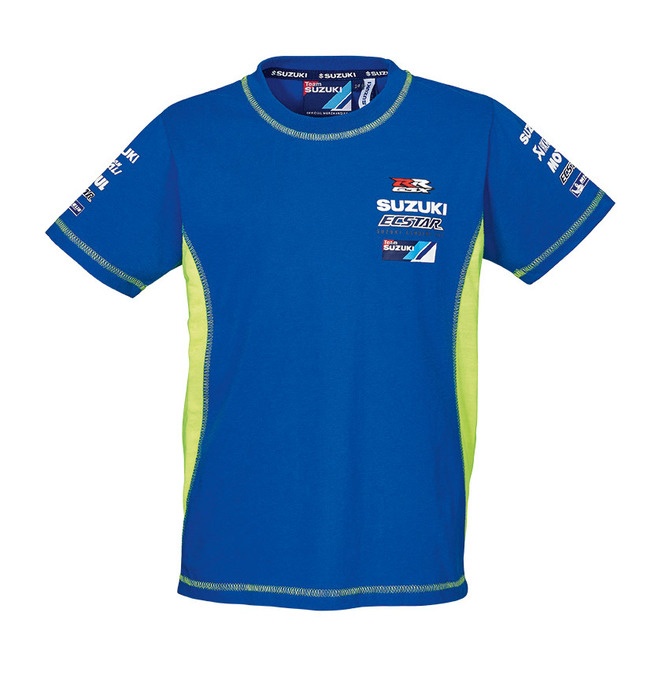 MotoGP Team T-Shirt, Kids Bild