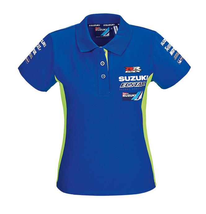 MotoGP Team Polohemd, Damen Bild