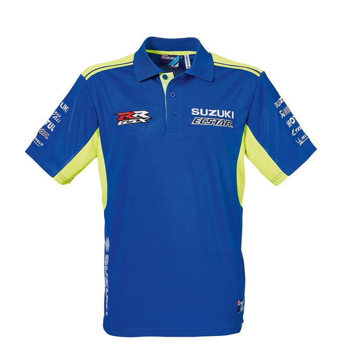 MotoGP Team Sport Poloshirt Bild