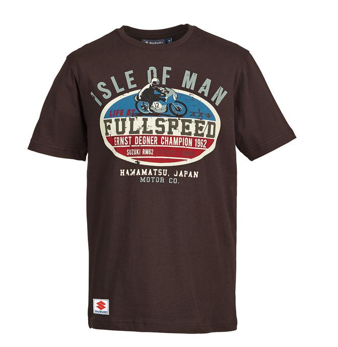 "T-Shirt ""Isle of Man"" Bild"