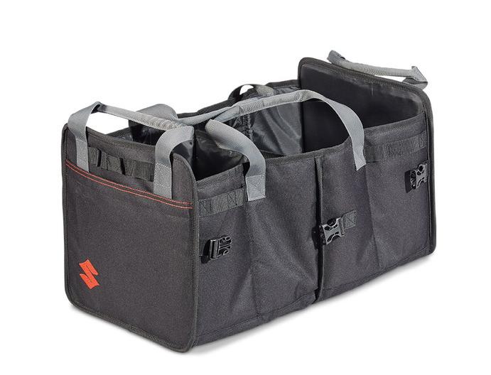 Faltbare Kofferraumtasche, klein Bild