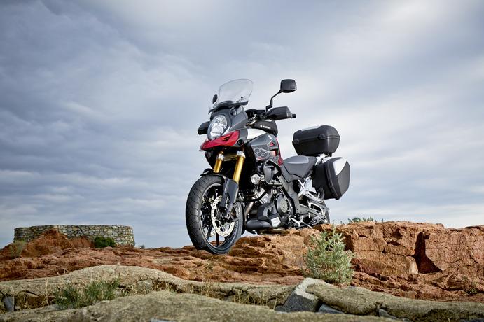 V-Strom1000 Touring Pack Bild