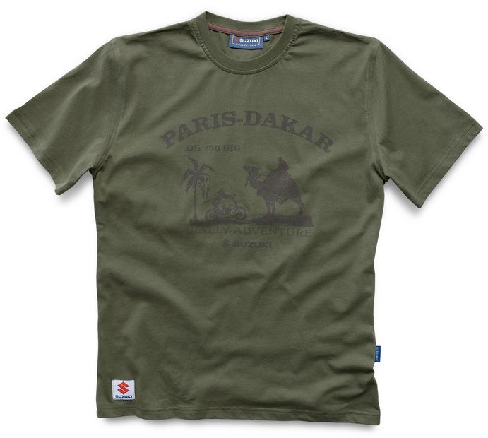 Rally Adventure T-Shirt Bild
