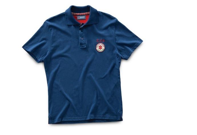 "Herren ""Motor Co."" Polo Shirt Bild"