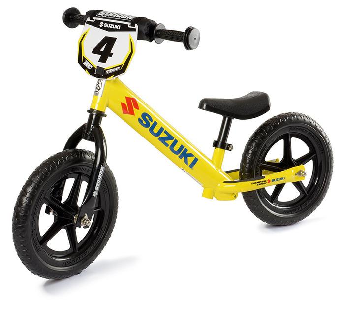 Suzuki Strider Kiddie-Laufrad Bild