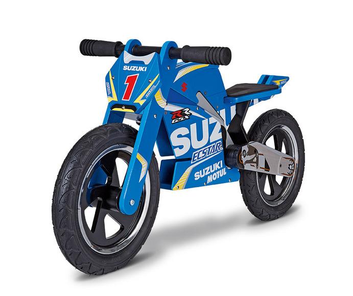 MotoGP Team Kiddi Laufrad Bild