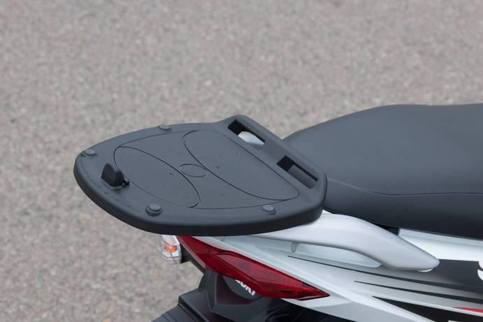 Adapterplatte Top-Case Bild
