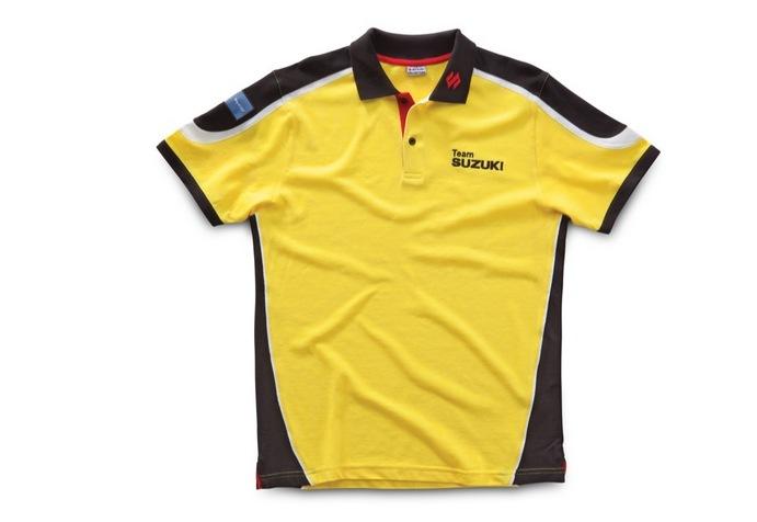 Team Polo-Shirt Bild
