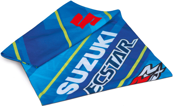 MotoGP Halswärmer Bild