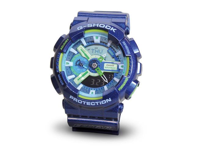 MotoGP G-Shock Uhr von Casio Bild