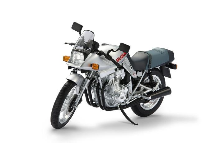 GSX1100S Katana Modellmotorrad 1:12 Bild