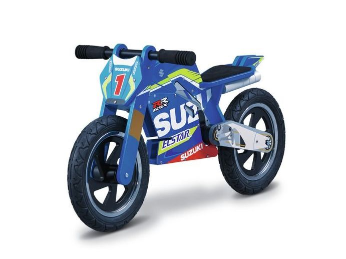 MotoGP Kiddi Bike 2016 Bild