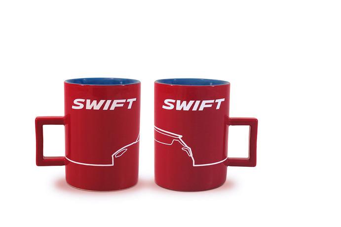 Swift Kaffeetasse Bild