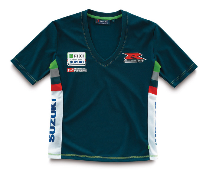 Ladies Team T-Shirt Bild