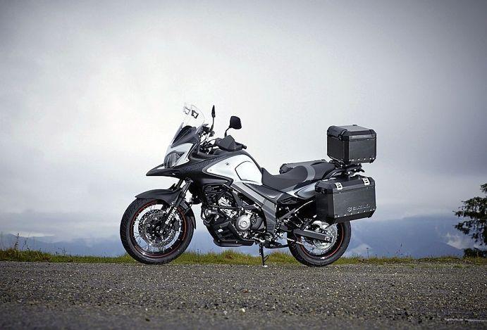 DL650/XT Traveller Bild