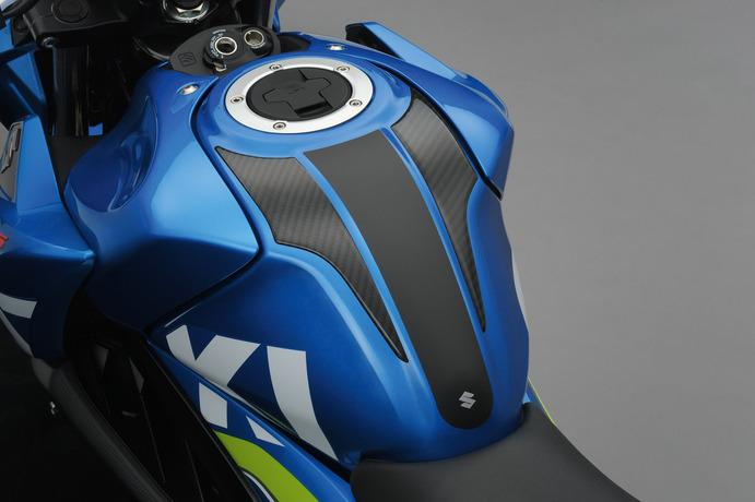 Tankpad, Carbon Optik Bild