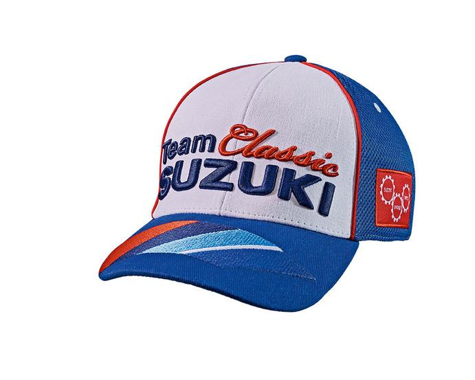 Suzuki Team Classic Baseball Cap Bild