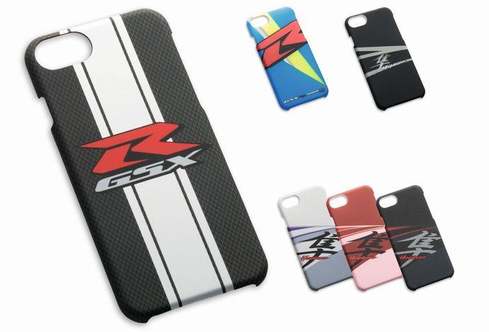 Hayabusa iPhone Schutzhülle, rot Bild