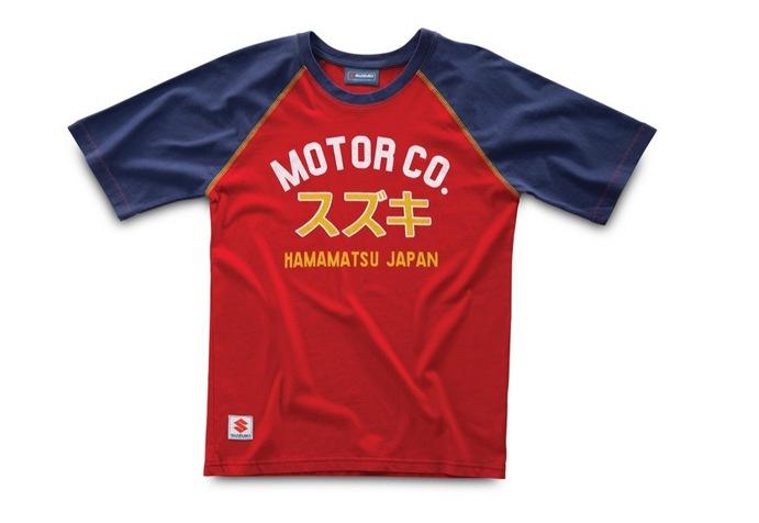 "Herren ""Motor Co."" T-Shirt Bild"