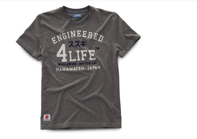 """Herren """"Engineered 4 Life"""" T-Shirt Bild"""