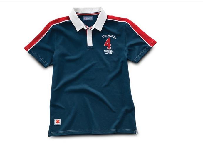 "Männer ""Engineered 4 Life"" Rugby T-Shirt Bild"