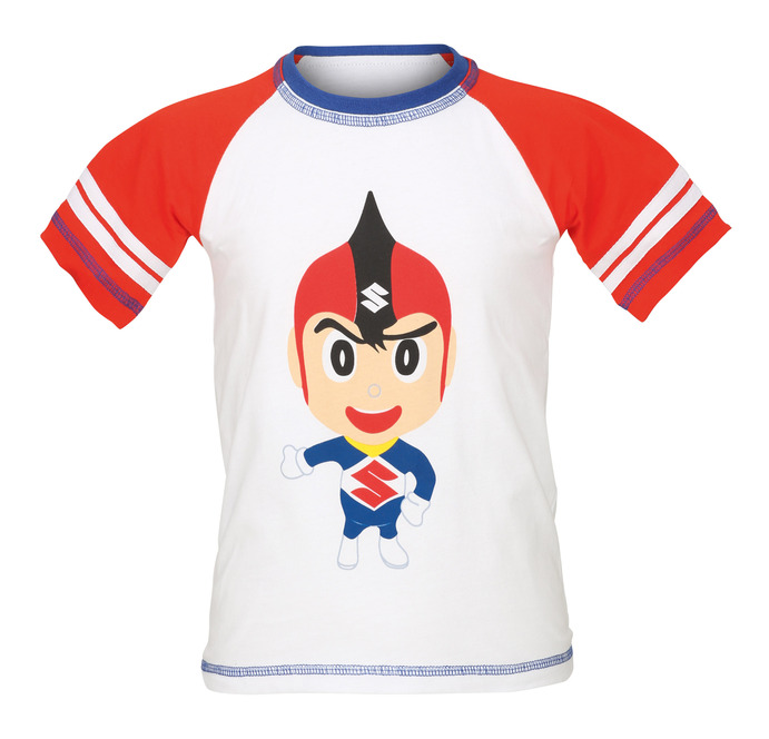 SUZUKID T-Shirt Bild