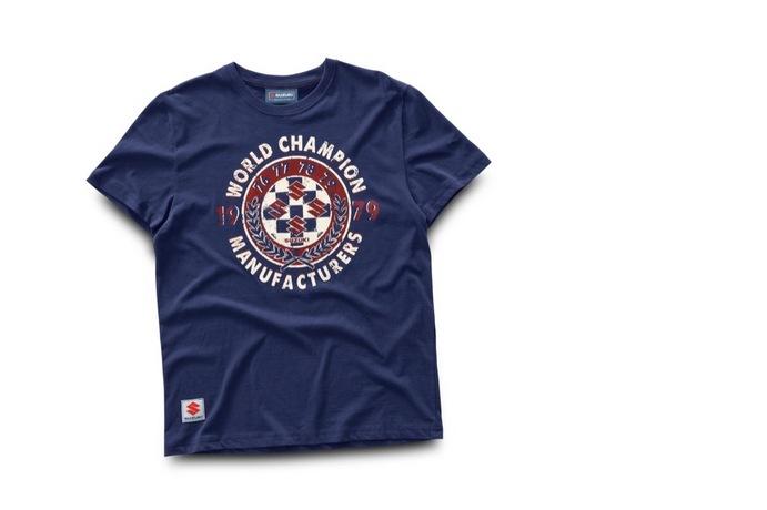 World Champions T-Shirt Bild