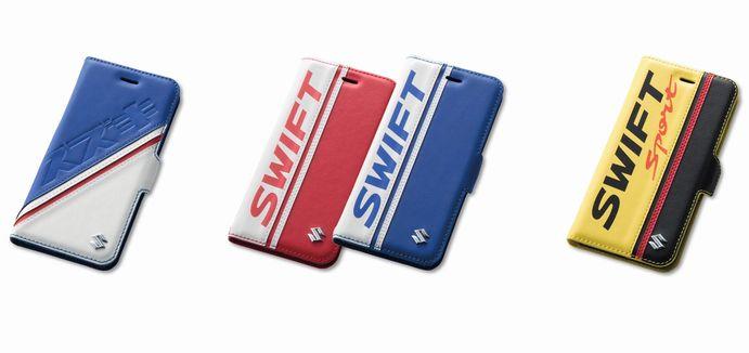 Swift Schutztasche iPhone, blau Bild