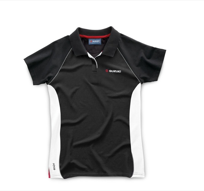 Team Polo Shirt Damen Bild