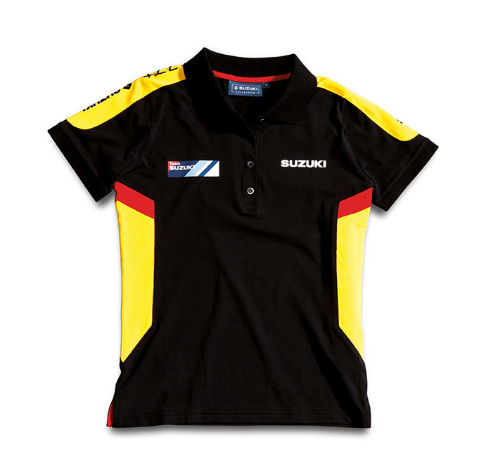 Team Polo Shirt Damen Bild