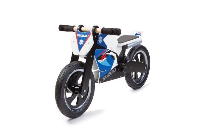 SUZUKI GSX-R Kiddy-Bike Bild