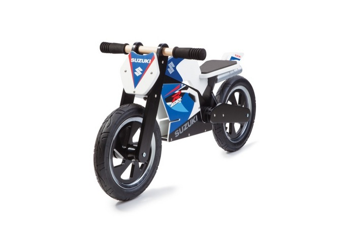 SUZUKI GSX-R Kiddy-Bike Bild