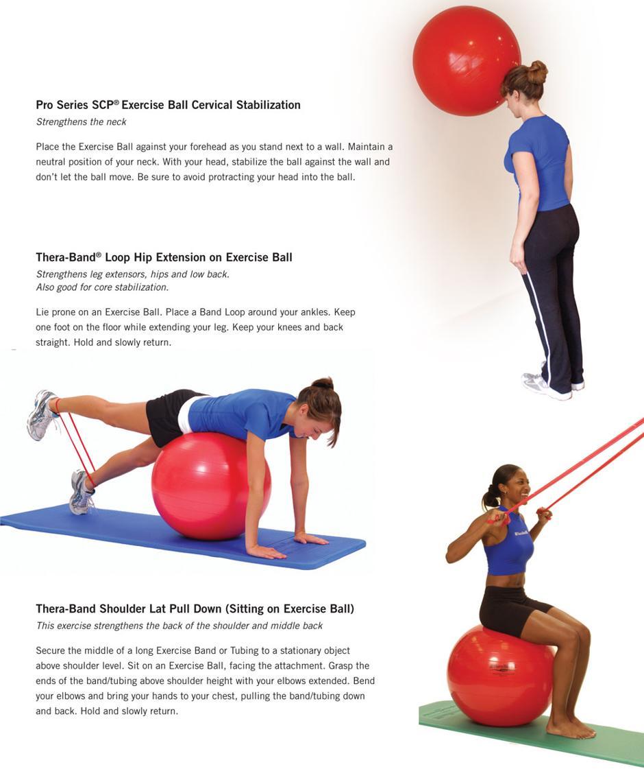 EX Balls Exercise