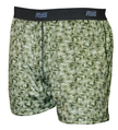 Performance Men's Tech Silk Boxer Print-Camo-Large