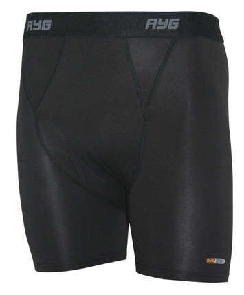 Performance Men's Boxer Brief-Black-M picture
