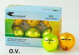 Chromax O.V. Half Dozen (Green/Gold)