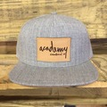 Gray Snap Back
